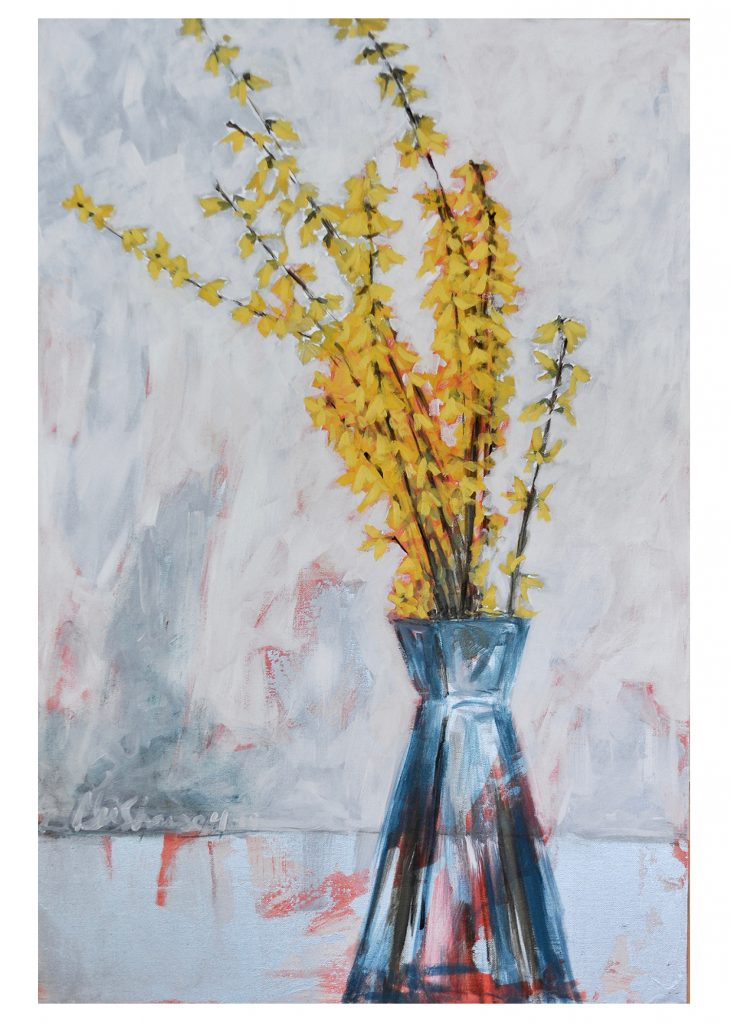 Forsythia-Fine Art-Prints-Flowers