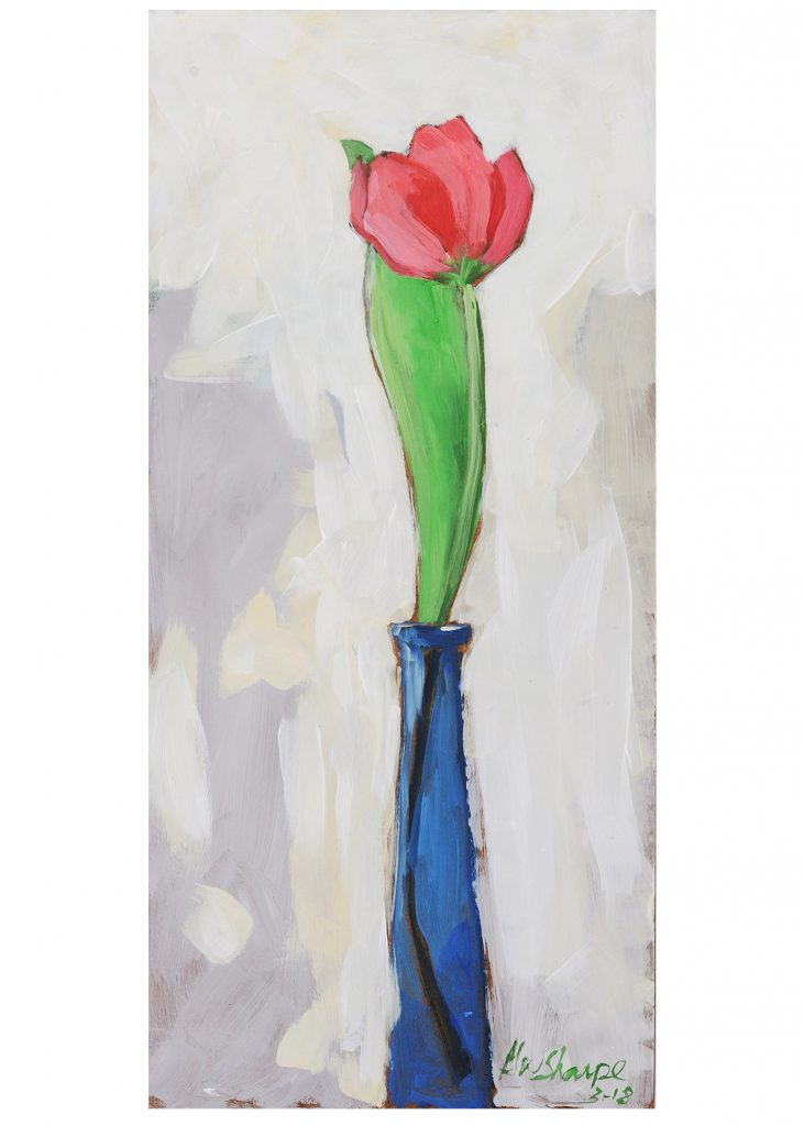 Tulip Painting.  Fine Art.  Prints. Flowers