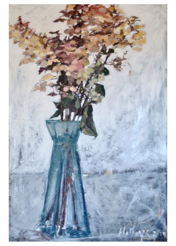 Dry Hydrangea-Fine Art-Prints Flowers